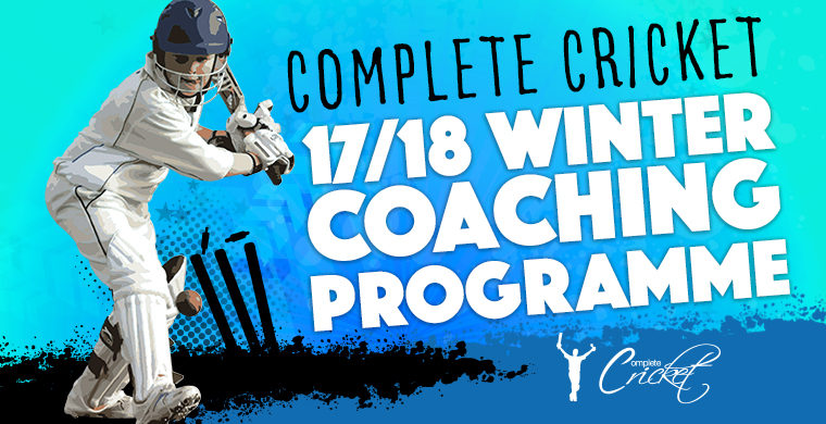 Complete Cricket October Half Term Course 2017