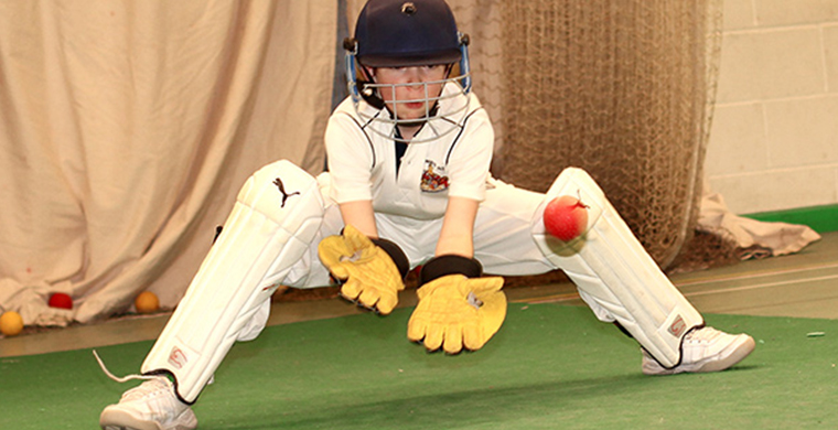 Wicketkeeping Academy with Richard Johnson